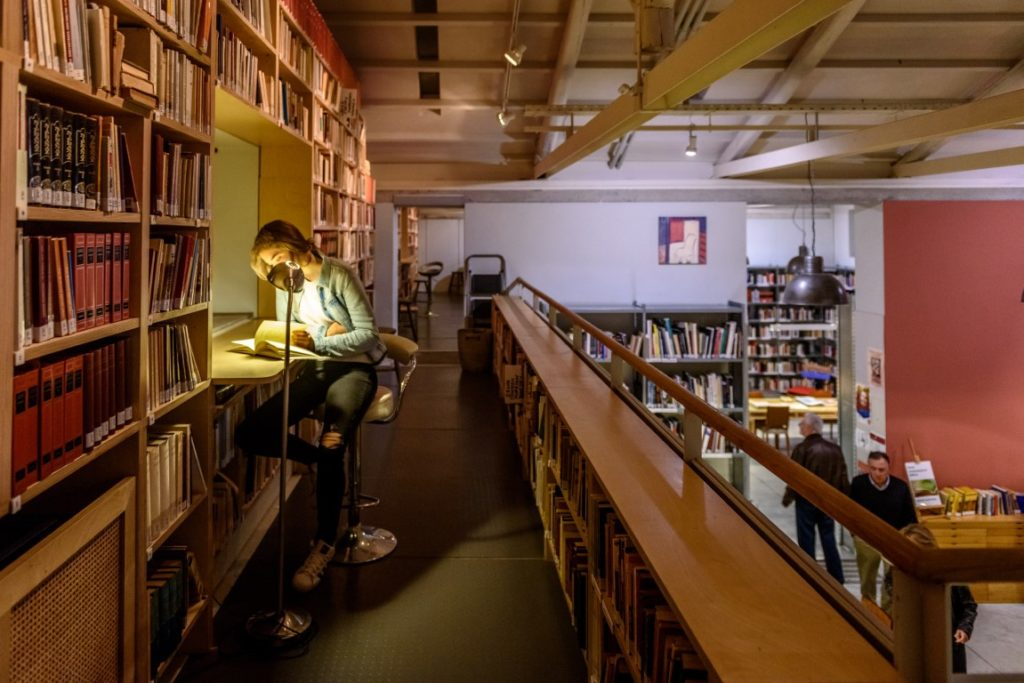 The Library FOUGARO MHEAC In The Spotlight