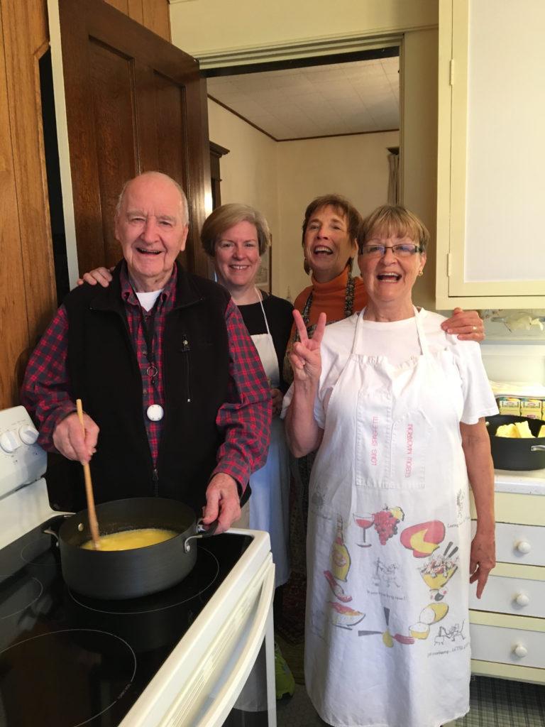 Schmidt family toffee