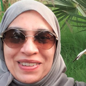 Qudsia Ali